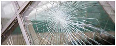 West Croydon Smashed Glass
